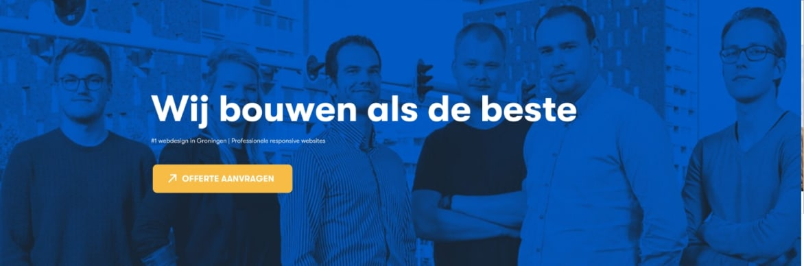 CTA van TriplePro Online Marketing